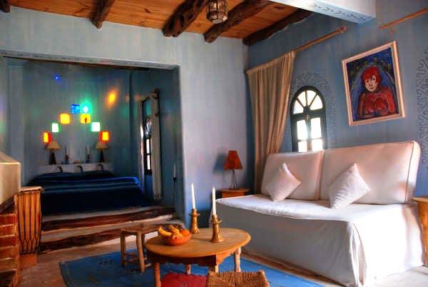 Hotel essaouira maison d 39 hote essaouira baoussala for Chambre d hote marrakech