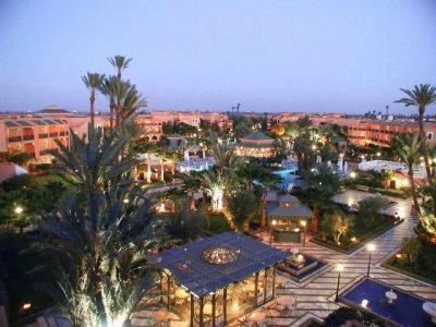 Hotel marrakech hotel palmeraie golf palace 5 etoiles for Hotels 5 etoiles marrakech